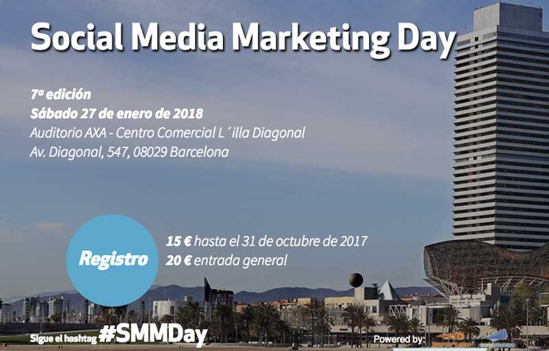 socialmedia marketing day Barcelona