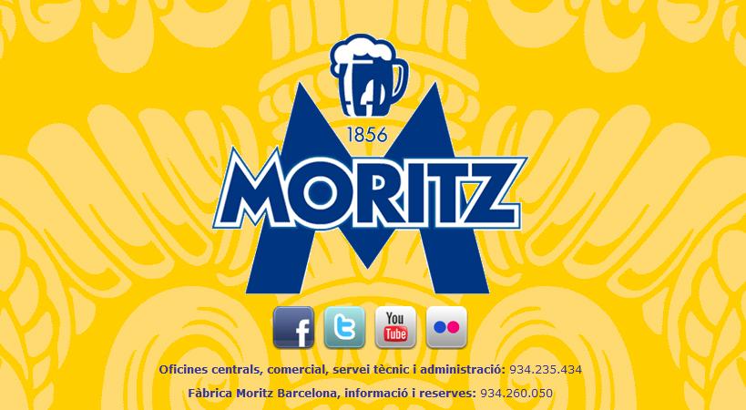 Moritz y Barcelona